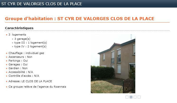location st cyr la place